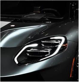 Spyder Custom Headlight